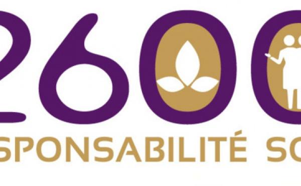 Concept Propreté Environnement et l'ISO 26000